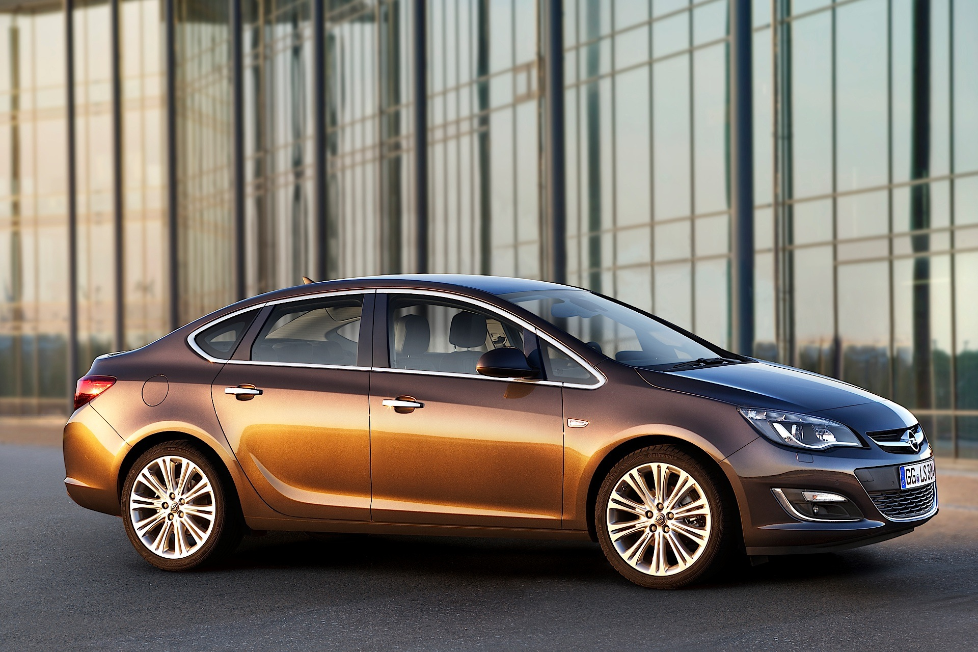 2017 Opel Astra A/T
