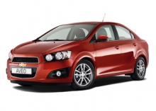 Rent a car in Bulgaria-Chevrolet Aveo | Cheap automatic car for rent