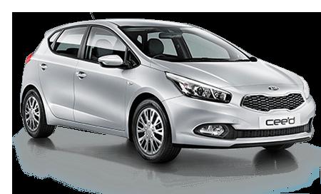 Kia Ceed 1.4 hatchback M/T