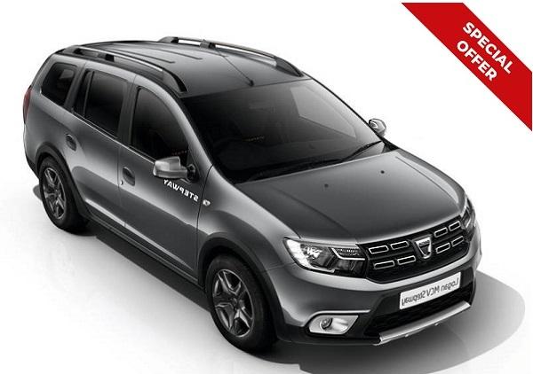2019 Dacia MCV Stepway+NAVI
