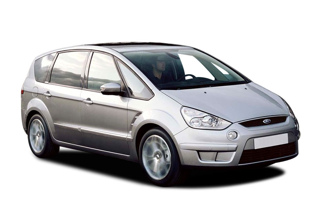 Ford S-Max 2.0TDCi 6+1