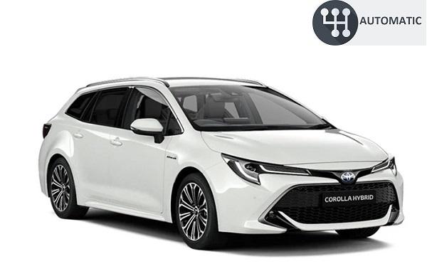 Toyota Corolla Touring Hybrid АКПП