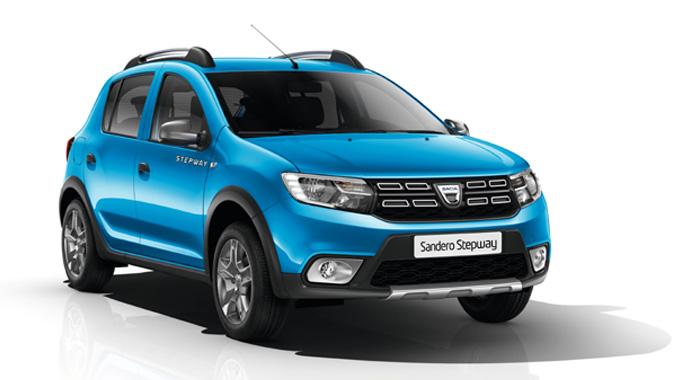 Dacia Sandero Stepway +Navi