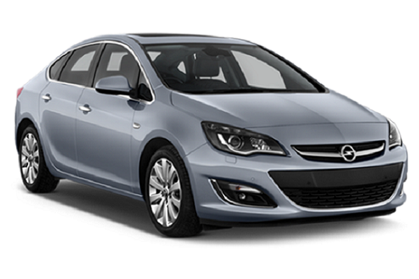 2017 Opel Astra 1.6 A/T