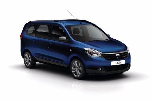 Dacia Lodgy 6+1 M/T