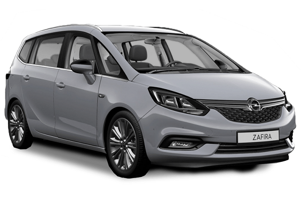 New 2019 Opel Zafira 6+1